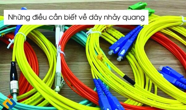 dây nhảy quang 2 Tiêu chuẩn chất lượng dây nhảy quang