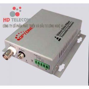 1Ch Video Convertor Fiber