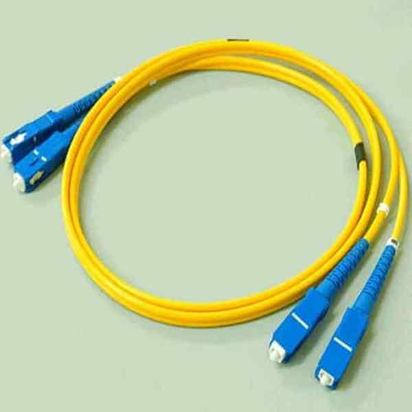 dây nhảy quang single-mode sc/upc-sc/upc 1 Dây nhảy quang Single-Mode SC/UPC-SC/UPC chiều dài tùy chọn