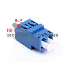 Fiber Optic Adapter LC 2 Trang Chu