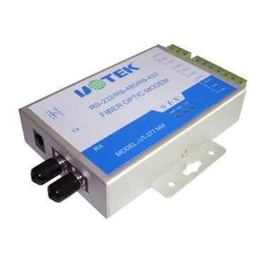 Bộ chuyển đổi RS-232/422/485 sang quang Multi-mode 2KM UT-277MM