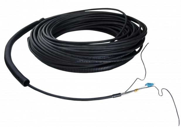 Dây nhảy quang chống cháy HDtelecom single mode 100 m 2 Dây nhảy quang chống cháy HDtelecom single mode 100 m