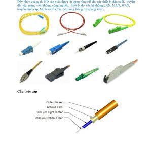 Dây nhảy quang SC/UPC-LC/UPC singlemode duplex
