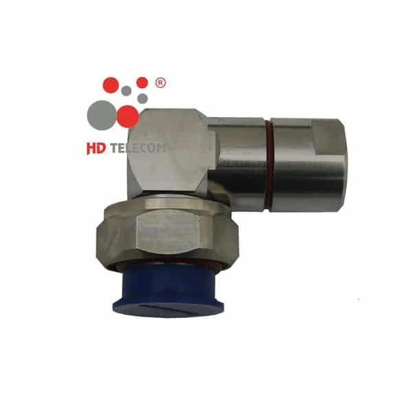 Đầu connector 7/16 for jumper 1/2, male( Đầu vuông chữ L)