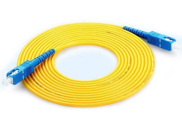 Dây nối quang, Phân loại dây nối