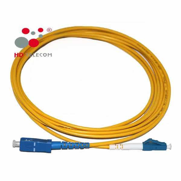 Dây nhảy quang HDTelecom LC/UPC – SC/UPC