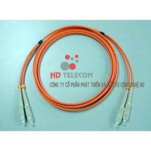 Dây nhảy quang HDTelecom SC/APC - SC/APC 6