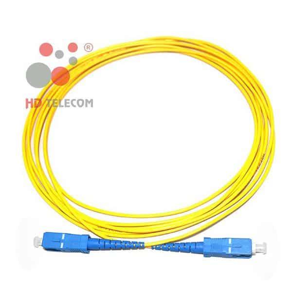 Dây nhảy quang HDTelecom SC/UPC – SC/UPC