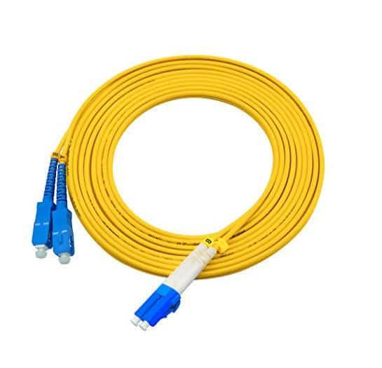 Dây nhảy quang SC/UPC-LC/UPC singlemode duplex 2.0 20m