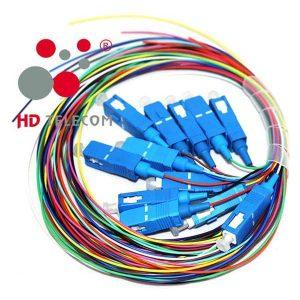 Dây nối quang 12 màu SC/UPC