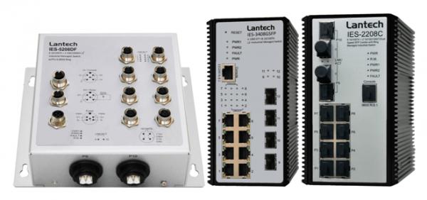 Switch công nghiệp Lantech 1