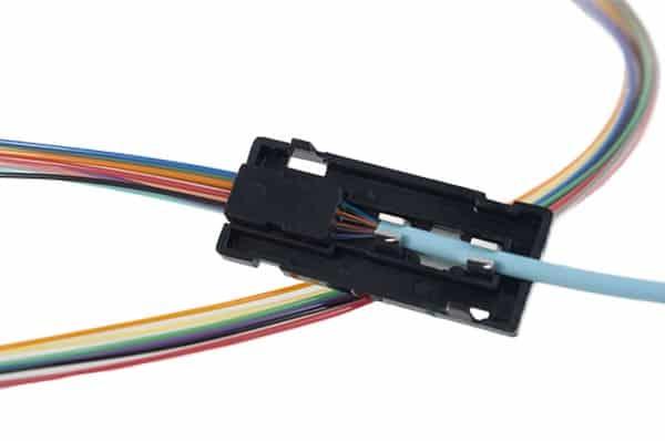 dây fanout Dây Fanout cho công nghệ ống đếm lỏng, chặt